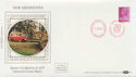 1985-09-17 Definitive 31p ACP NPM London EC1 FDC (57463)