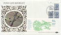 1986-05-20 50p Definitive Booklet London B25 Cyl FDC (57472)