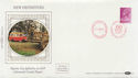 1985-09-17 Definitive 31p ACP NPM London EC1 FDC (57473