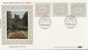 1984-05-01 Postage Labels Windsor FDC (57481)