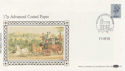 1984-06-19 Definitive 17p ACP Stamp Windsor FDC (57487)