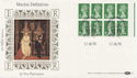 1984-07-10 Definitive 2p Perf Change Windsor FDC (57489)