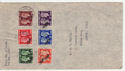 1940-05-06 KGVI Stamp Centenary Issue London cds FDC (57507)