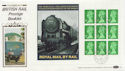 1986-03-18 British Rail PSB Full Pane Midland TPO cds (57511)
