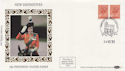 1983-12-14 10p PCP Definitive Stamps Windsor FDC (57521)
