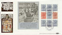 1984-09-04 Christian Heritage Full Pane London WC FDC (57531)