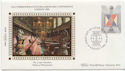 1986-08-19 Parliamentary Conference Silk SW1 FDC (57593)