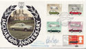 1982-10-13 Jaguar 60th Anniversary Signed FDC (57620)