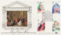 1982-04-28 British Theatre Covent Garden FDC (57646)