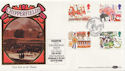 1983-10-05 Fairs Chipperfields Circus London EC FDC (57649)