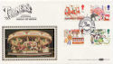 1983-10-05 Fairs Turner\'s Merry-Go-Round Northampton FDC (57651)