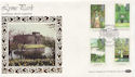 1983-08-24 British Gardens Stamps Lyme Park FDC (57667)