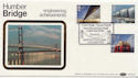 1983-05-25 Engineering Stamps Humber Bridge FDC (57683)