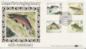 1983-01-26 River Fish Stamps Hythe FDC (57694)