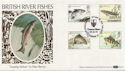 1983-01-26 River Fish Stamps Thames Water FDC (57699)