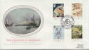 1984-06-26 Greenwich Meridian Chingford E4 FDC (57754)