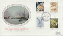 1984-06-26 Greenwich Meridian Somersham FDC (57755)