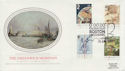 1984-06-26 Greenwich Meridian Boston FDC (57757)
