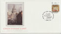 1984-06-05 London Summit Stamp London SW1 FDC (57765)