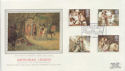 1985-09-03 Arthurian Legend Stamps St Paul's FDC (57800)