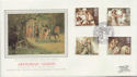 1985-09-03 Arthurian Legend Stamps Glastonbury FDC (57802)