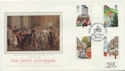 1985-07-30 Royal Mail 350th Bath FDC (57815)