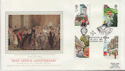 1985-07-30 Royal Mail 350th British Legion SW1 FDC (57819)