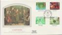1985-05-14 Composers Stamps BF 2128 PS FDC (57827)