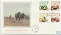 1989-03-07 Food and Farming Tile Farm cds FDC (57862)