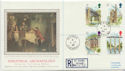 1989-07-25 Industrial Archaeology St Agnes cds FDC (57871)