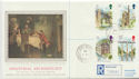 1989-07-25 Industrial Archaeology New Lanark cds FDC (57873)