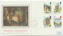 1989-07-25 Industrial Archaeology Ironbridge cds FDC (57874)