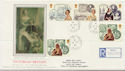 1987-09-08 Victorian Britain Hatch End cds FDC (57889)