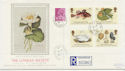 1988-01-19 The Linnean Society Kew Gardens cds FDC (57896)