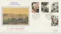 1987-06-16 St John Ambulance Lords SW1 cds FDC (57916)