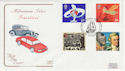 1999-02-02 Travellers Tale Marton-In-Cleveland FDC (57960)