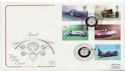 1998-09-29 Speed Stamps Thruxton FDC (57963)