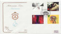 1999-01-12 Inventors Tale Stamps Newcastle FDC (57965)