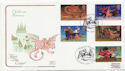 1998-07-21 Magical Worlds Stamps Halstead FDC (57969)