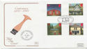 1997-08-12 Post Offices Stamps Sanquhar FDC (57976)