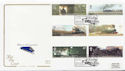 2004-01-13 Classic Locomotives Stamps Kidderminster FDC (57990)