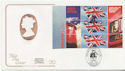 2004-07-27 Smilers Stamps London W1 FDC (58000)