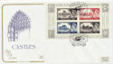 2005-03-22 Castle Definitive M/S Edinburgh FDC (58008)