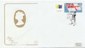 2005-06-21 White Ensigns Smilers Stamp FDC (58020)