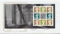 2006-02-23 Brunel Booklet Pane Saltash FDC (58032)