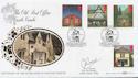 1997-08-12 Post Offices Castle Combe Signed FDC (58085)