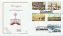 2002-09-10 Bridges of London Westminster Bridge Rd FDC (58102)