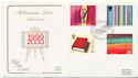 1999-12-07 Artists Tale Stamps Brook St FDC (58164)
