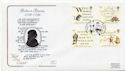 1996-01-25 Robert Burns Stamps Bannockburn FDC (58176)