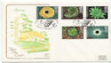 1995-03-14 Springtime Stamps Norfolk Railway FDC (58185)